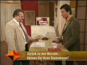 ORF2 Willkommen Österreich Buchpräsentation