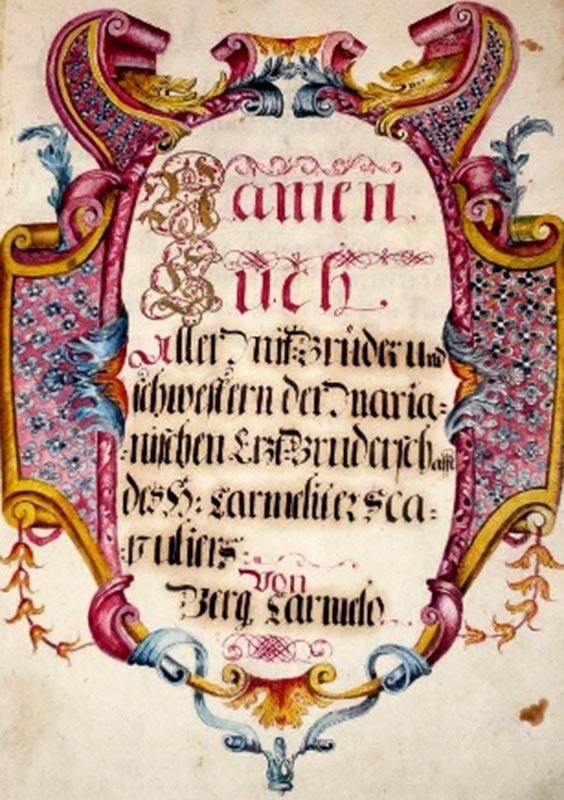 Taufbuch