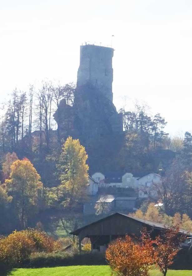 Ruine Arbesbach